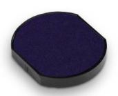 Сменная штемпельная подушка (синяя) Trodat, Shiny - d 40 mm